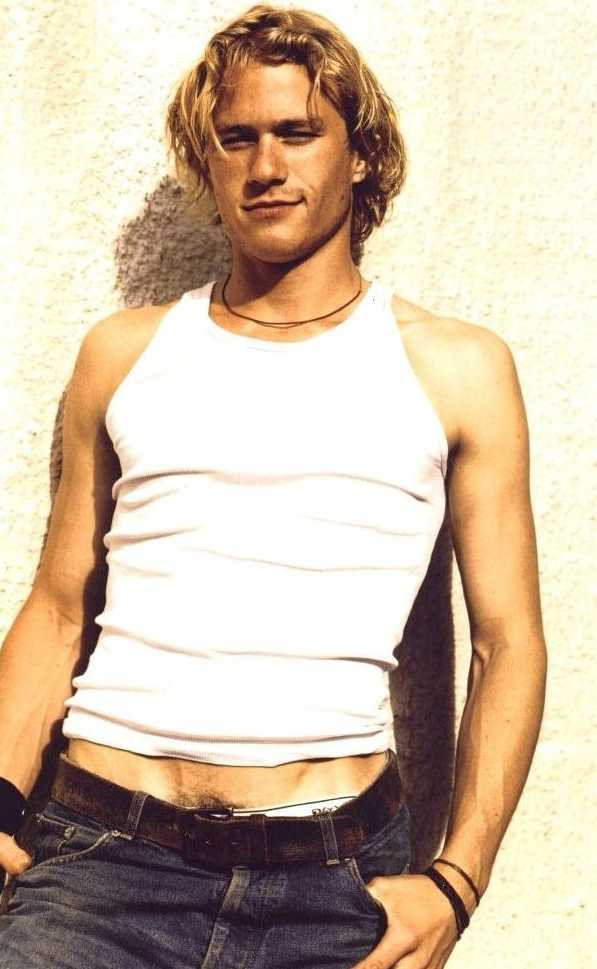 Heath Ledger hot